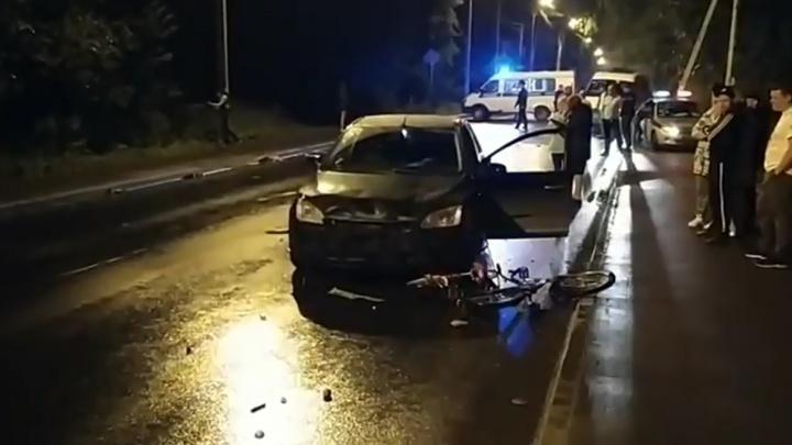 В Минздраве Прикамья рассказали о состоянии четверых детей, которых сбила иномарка