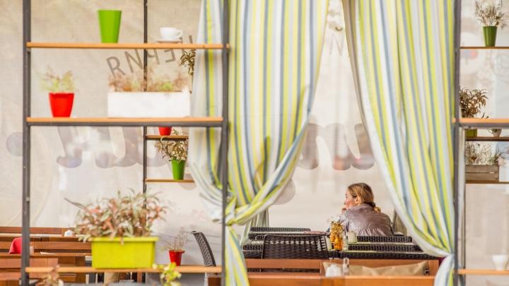 В Ярославле придумали новые правила, как должны выглядеть летние кафе