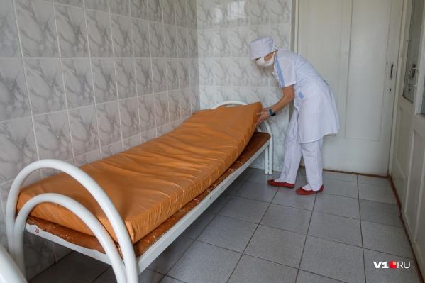 Количество смертей от коронавируса в НСО достигло 36