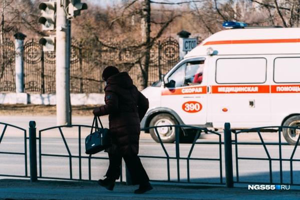 Три дня число заболевших коронавирусом в Омской области не менялось