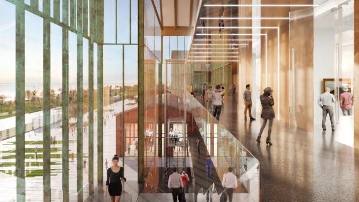 Власти перенесли конкурс на определение подрядчика строительства пермской галереи