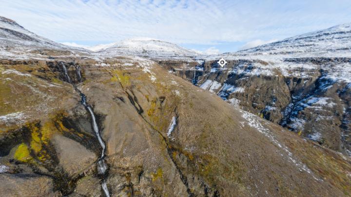 Житель Норильска снял потрясающие кадры для виртуального тура по плато Путорана