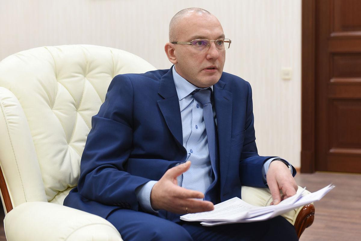 Алексей Лаков, председатель Санкт-Петербургского горсуда