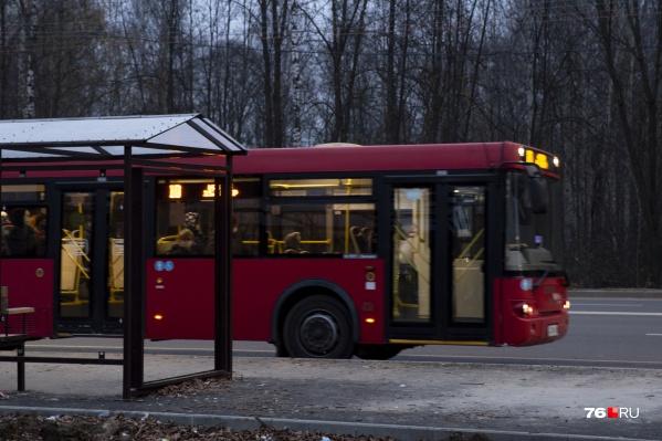 В следующем году вместо большинства маршруток в Ярославле будут работать автобусы по регулируемому тарифу