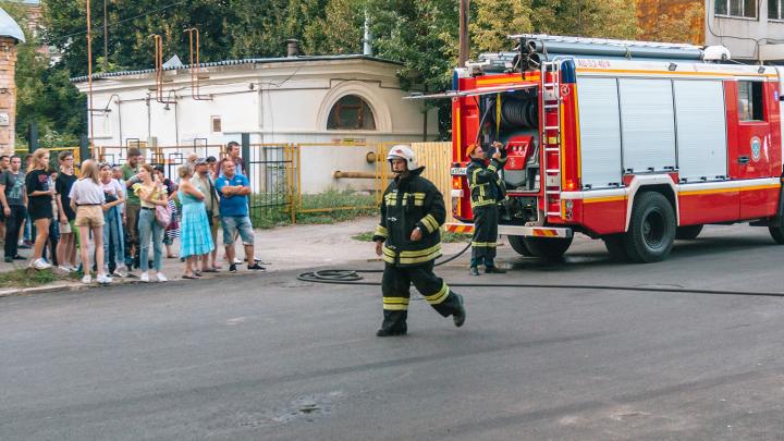 В Новокуйбышевске на пожаре погиб 23-летний мужчина