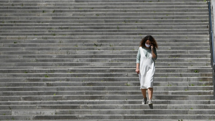 2020 год подарил Ростову самый жаркий день в истории — синоптики