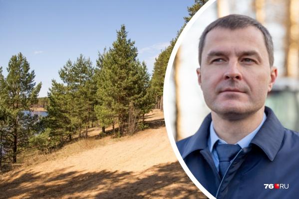 Владимир Волков рассказал, что специалисты увидели накрутку голосов