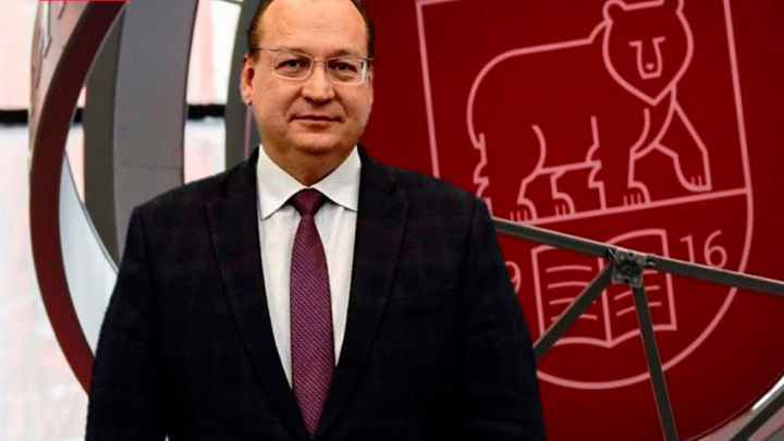Губернатор рекомендовал Дмитрия Красильникова на пост ректора ПГНИУ