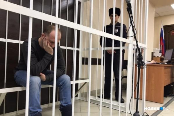 Сергею Казакову придётся провести за решеткой ближайшие четыре года