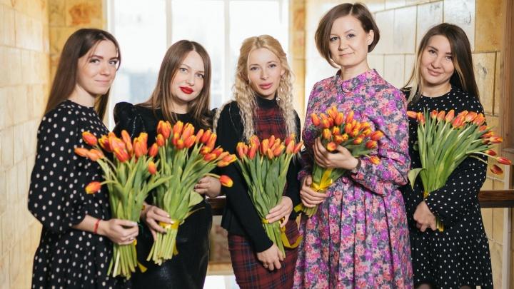 Цветник автопарка: 8 женщин о том, как быть лучше на работе и в жизни