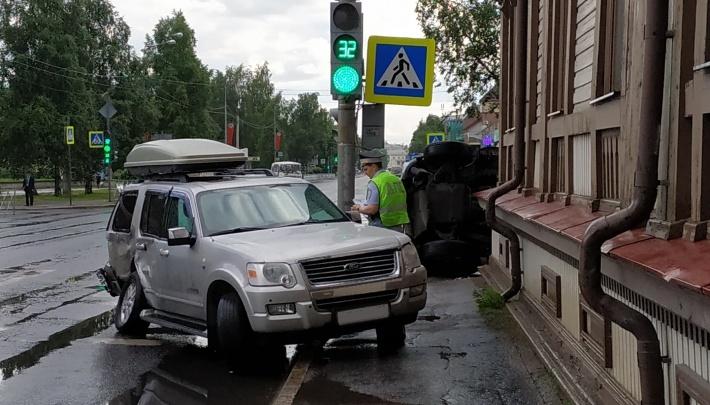 В правительстве Архангельской области назвали районы, где в 2020 году выросло число погибших в ДТП