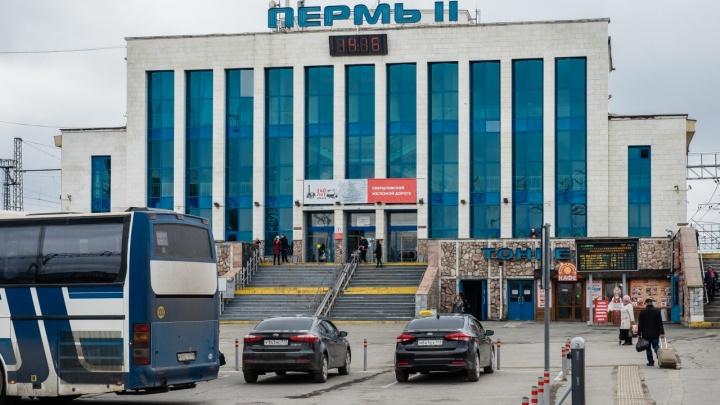 На вокзале Пермь-2 под колесами поезда погибла пенсионерка