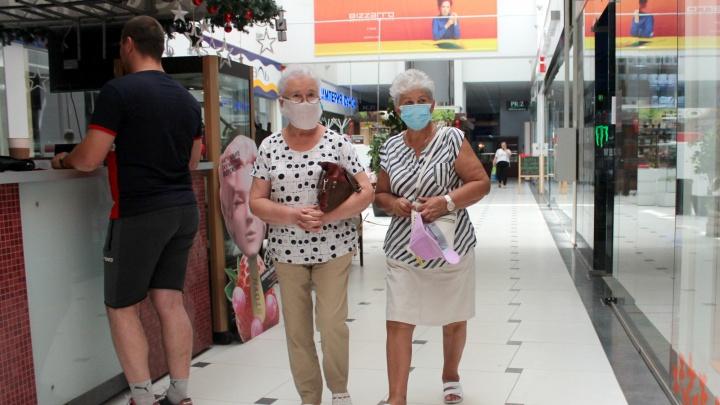 Шопинг в масках. Какие торговые центры в Новосибирске уже открыты и что в них можно купить