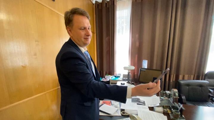 Мэра «запретки» в Челябинской области отправили на карантин из-за коронавируса в его семье