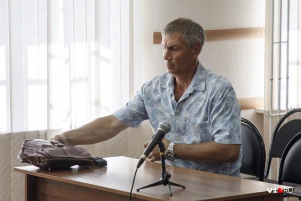 Заседание назначено на 15 сентября в Волгоградском областном суде