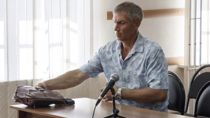 Суд 15 сентября вернется в Волгограде к рассмотрению дела лодочника Жданова