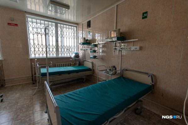 В больницах находятся 1587 человек с подтвержденным ковидом и подозрением на него
