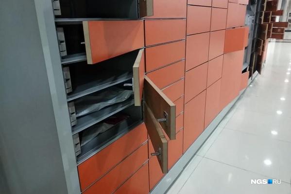 Автомат стал самопроизвольно открывать ячейки, многие из которых были с посылками