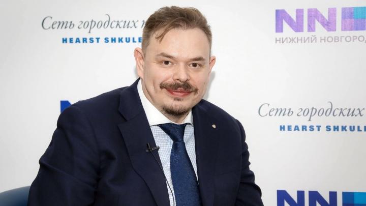 Сергей Злобин покинет пост министра образования Нижегородской области