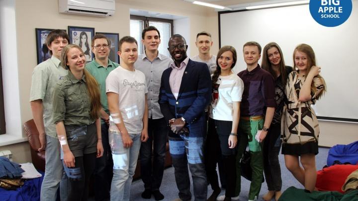 Носители языка из США и Австралии обучают сотрудников новосибирских компаний — результат впечатляет