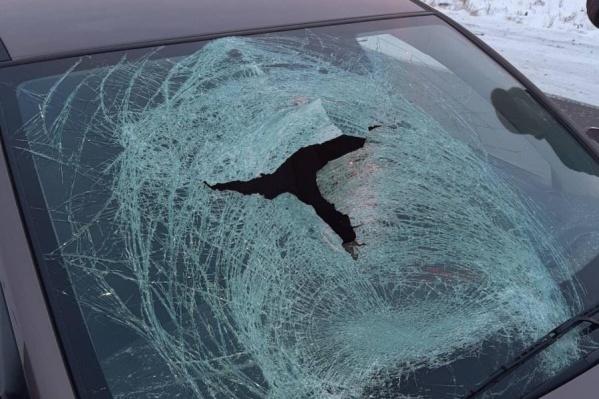 В аварии в Кетовском районе сбитый пешеход не выжил