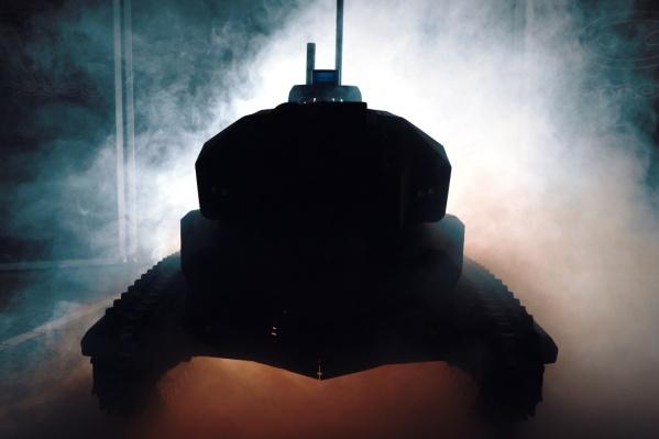 Новый робот-полицейский получил название «Скорпион»