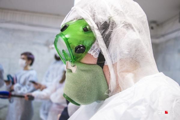 Лечатся от инфекции сейчас почти 9 тысяч северян