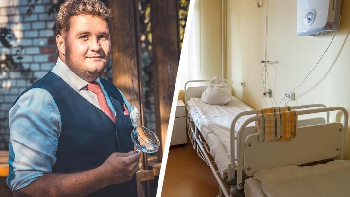 «Из-за недостатка кислорода начинался психоз»: честный разговор с волгоградцем, попавшим в реанимацию с 96% поражением легких