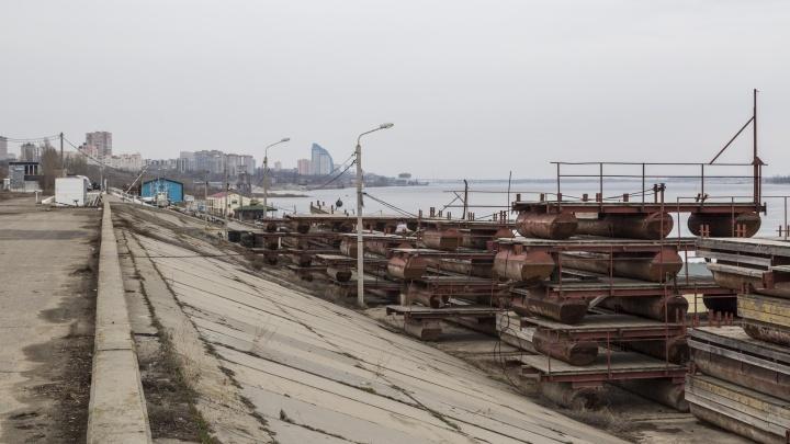 «Сначала нужно укрепить берег Волги»: в Волгограде заявили о возможном продлении рокадной магистрали