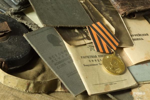 Живая память о войне хранится в семьях и передается от поколения к поколению, в том числе в виде фронтовых вещей: фляжек, командирских часов, котелков и т.д.