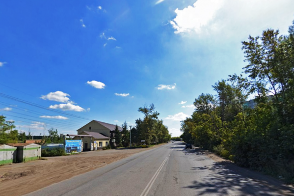 В прошлом году на Красноярском тракте из-за ДТП погибли два человека и четыре пострадали