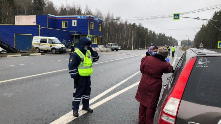 Больше ста заболевших и полиция на границе области: всё о ситуации с коронавирусом за сутки. Коротко