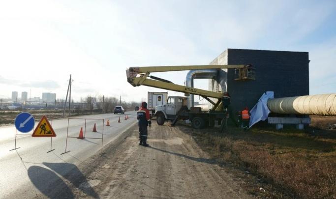С понедельника на месяц частями будут перекрывать Северное шоссе