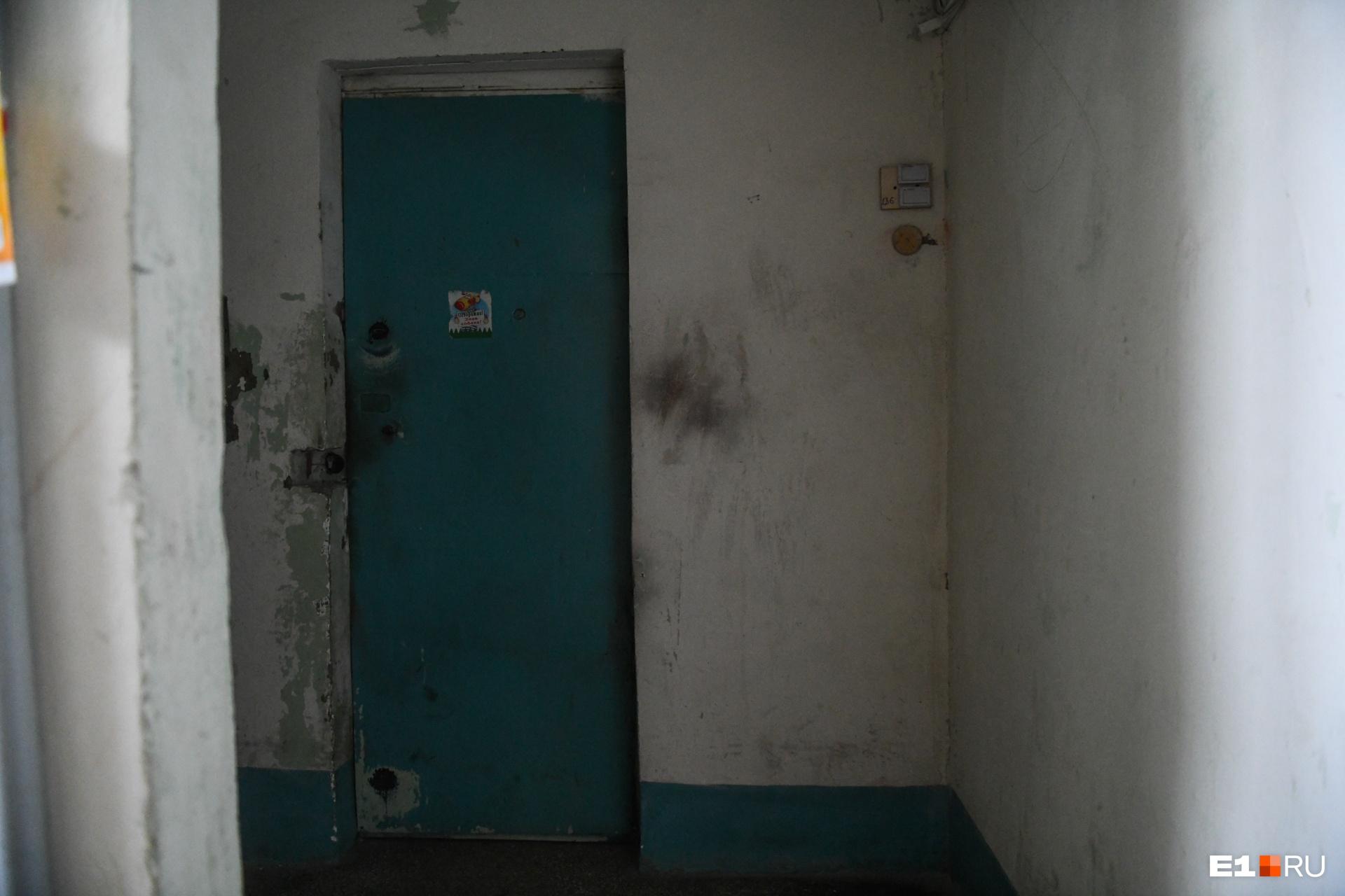 Квартира Глеба Березкина на ЖБИ, куда Владимир Васильев приехал на вечеринку