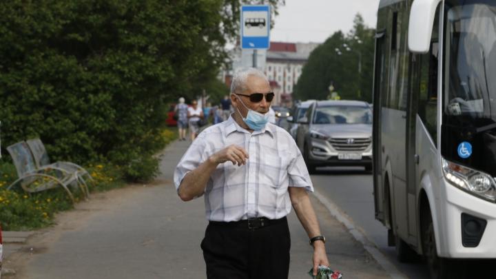 Возраст умерших и отказ говорить о больных в правительстве Поморья: все о коронавирусе на 10 июля