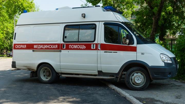 В Перми из окна на третьем этаже выпал четырехлетний ребенок