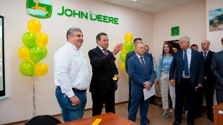 В институте лесных технологий СибГУ им. М. Ф. Решетнева открылся уникальный учебный класс