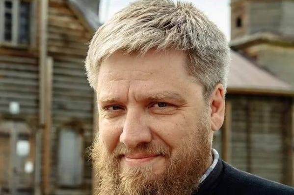 Алексей Язев — священник Емельяновской Троицкой церкви