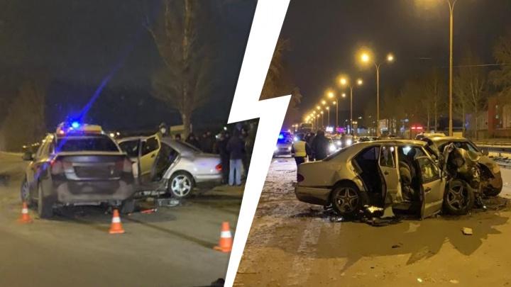 В машине ехали сразу 6 человек: подробности смертельного ДТП на Объездной в Екатеринбурге