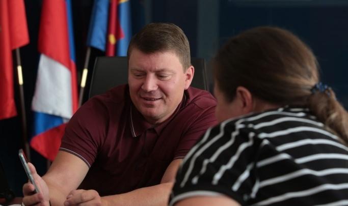 «И меня задело»: мэр Красноярска заразился коронавирусом