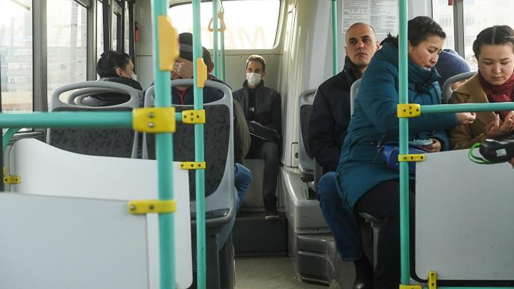 «Просьба не вырывать из контекста»: в мэрии уточнили фразу Высокинского про пассажиров без масок