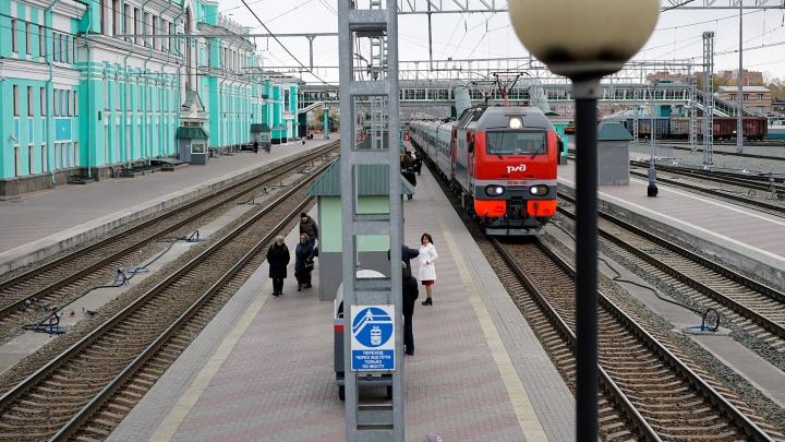 Поезд Омск — Новосибирск отменили до конца декабря из-за коронавируса