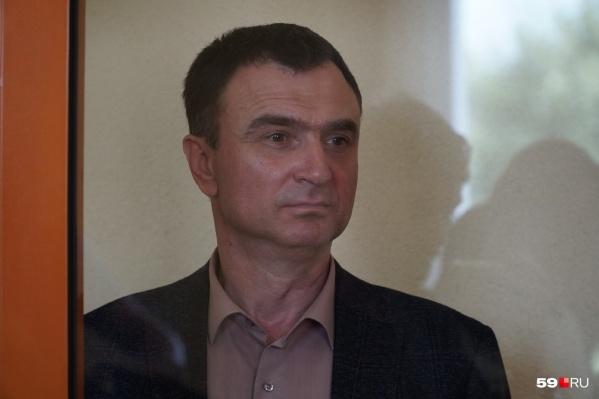 В СИЗО Игорь Кожевников находится год
