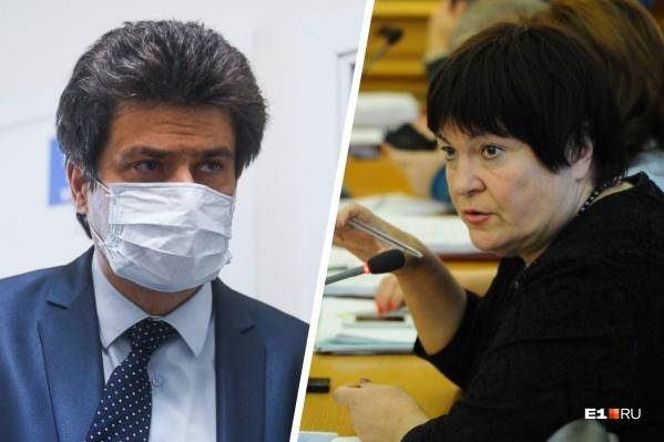 У Елены Дерягиной оторвался тромб, также у неё подозревали коронавирус