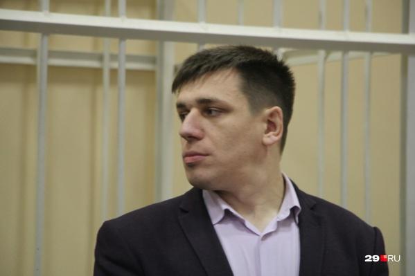 Андрей Боровиков, участник митингов против проекта «Шиес», экс-координатор штаба Навального в Архангельске