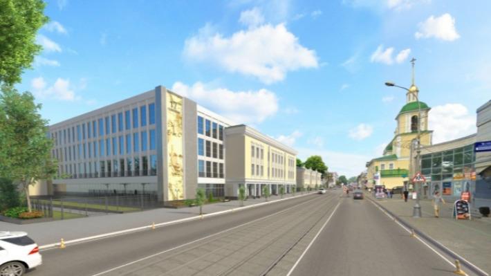 Власти Перми объявили конкурс на строительство нового корпуса гимназии №17