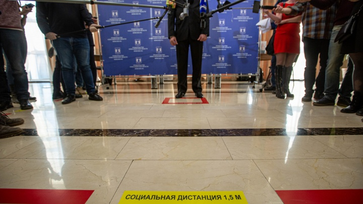 Губернатор Новосибирской области сообщил, до какого числа в Новосибирск будут прилетать туристы