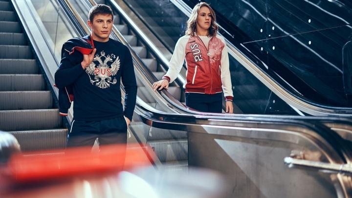 Официальный поставщик сборных команд России 1 июня представит в Новосибирске новую коллекцию спортивной одежды