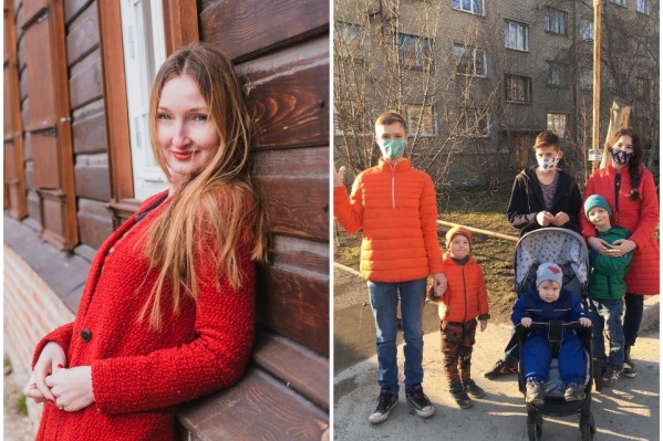 Олесе 39 лет, она работает профессиональной приёмной мамой