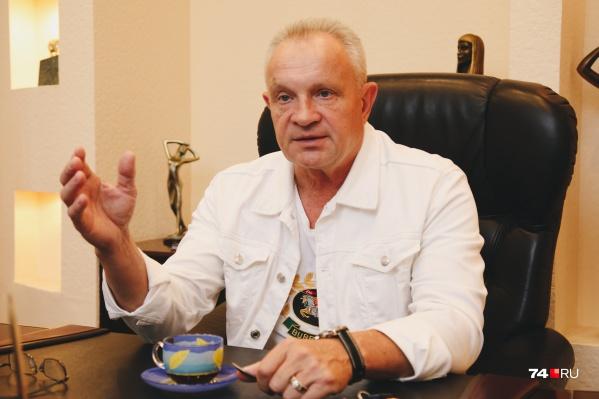 Александр Мицуков руководит санаторием «Увильды» уже три десятка лет, а до этого был там главврачом